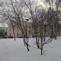 Старые дворики:) :: Владимир Звягин
