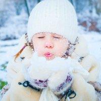 Зима!!! :: Марина