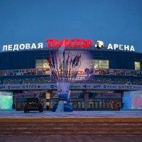 """Ледовая арена """"Трактор"""" принимает гостей! :: Надежда"""