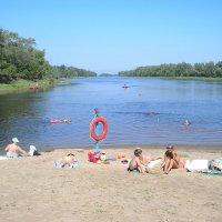 Пляж :: Булаткина Светлана