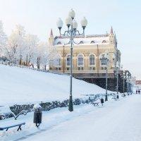 Рыбинский музей :: Nadia Brusnikova