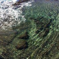 Чистое Средиземное море в декабре. :: Надежда