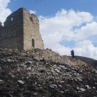 Средневековая башня :: MrAlleroy Alleroevsky
