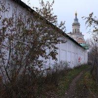 ...вдоль стены Монастыря... :: MoskalenkoYP .