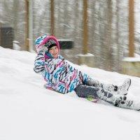 Скорость на снегу :: Petr Shostak