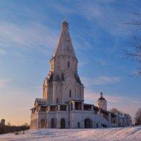 Коломенское. Церковь Вознесения . :: Наталья Левина