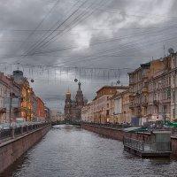 Спас На Крови Канал Грибоедова :: Александр Кислицын
