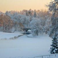 мост над Славянкой :: Елена