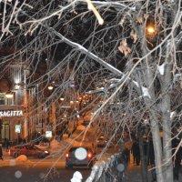 Ночной город :: Ксения Слободина