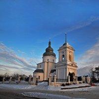 Как рано село солнце... :: Александр Бойко