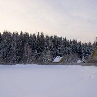 Зима... :: Александр Филатов