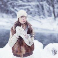 Девушка :: Оксана Шаталина