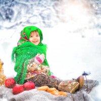 Зимушка-зима! :: Криcтина Байрамкулова