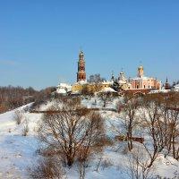 Иоанно-Богословский монастырь :: Леонид Иванчук