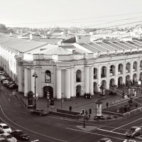 Жизнь большого города. :: Инна Малявина