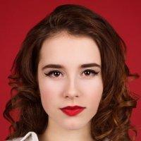 Lady Red :: Мария Макарова