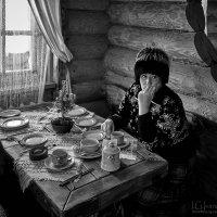 В кафе :: Игорь Иванов