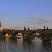 Карлов мост. :: Александр TS