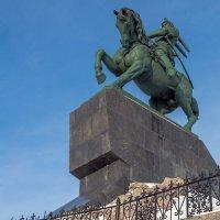 Памятник С. Юлаеву, Уфа :: Любовь Потеряхина