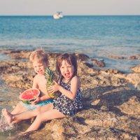 пикник на море :: Юлия Герман