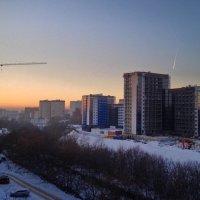 за окном :: Любовь Вящикова