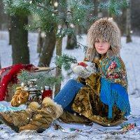 Зимняя красавица :: Виктор Седов