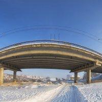 Прогулка под мостом :: Наталья Петрова
