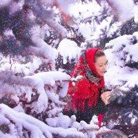 Снежное настроение :: Анжелика Веретенникова