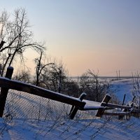 Солнечно-снежный день. :: vkosin2012 Косинова Валентина