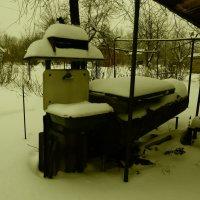 Зима на даче :: Сергей Воронков