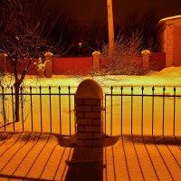 Ночь из окошка. :: Казимир Буйвис