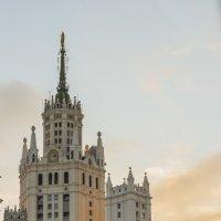 Моя любимая Москва :: Юля Колосова