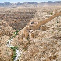 Монастырь Мар Саба в долине реки Кедрон :: Тарас Леонидов