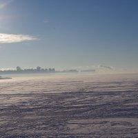 Зимний Финский залив :: Марина Сорокина