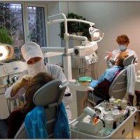 Стоматолог - друг человека!))) :: Андрей Заломленков