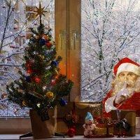 Новогодние проделки Деда Мороза. :: Альмира Юсупова