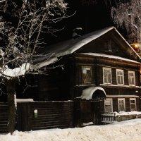 ночной город :: Сергей Кочнев