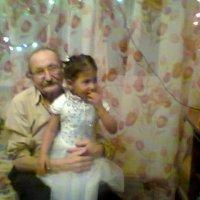внучка и я :: Аверьянов Александр