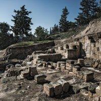 Жилой квартал античного города :: Shapiro Svetlana