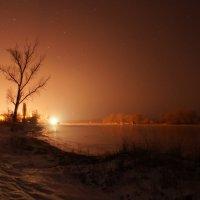 Январская ночь :: Алексей Салло