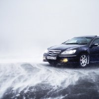Honda Legend :: Екатерина Панчук