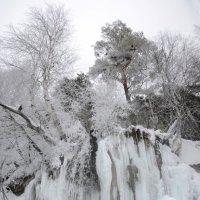 водопад плакун 2 :: Константин Трапезников