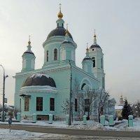 Церковь Сергия Радонежского (Троицы Живоначальной) в Рогожской слободе :: Александр Качалин