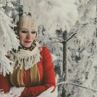 зима :: Александра Голоскова
