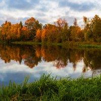 Охтинская Осень :: Михаил Бояркин