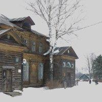 Дыхание старины глубокой :: Ольга Крулик