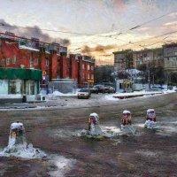Ничего нет выразительнее снега... :: Ирина Данилова