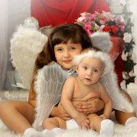ангелы :: Елена ПаФОС
