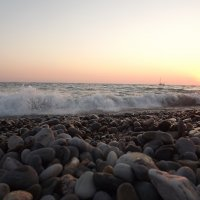 Морской закат :: Софья