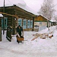Готовь сани летом, а дрова заранее за две зимы ... :: Владимир Хиль